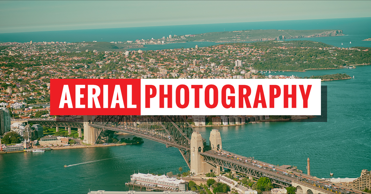 Advantages of Aerial Photography